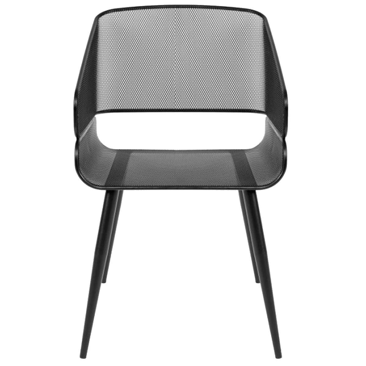 NEO-100350E-Metal-Armchair-With-Conical-Leg-3