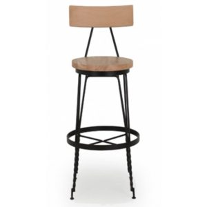 NEO-100622E-Metal-Wooden-Bar-Stool-Bar-Chair-1