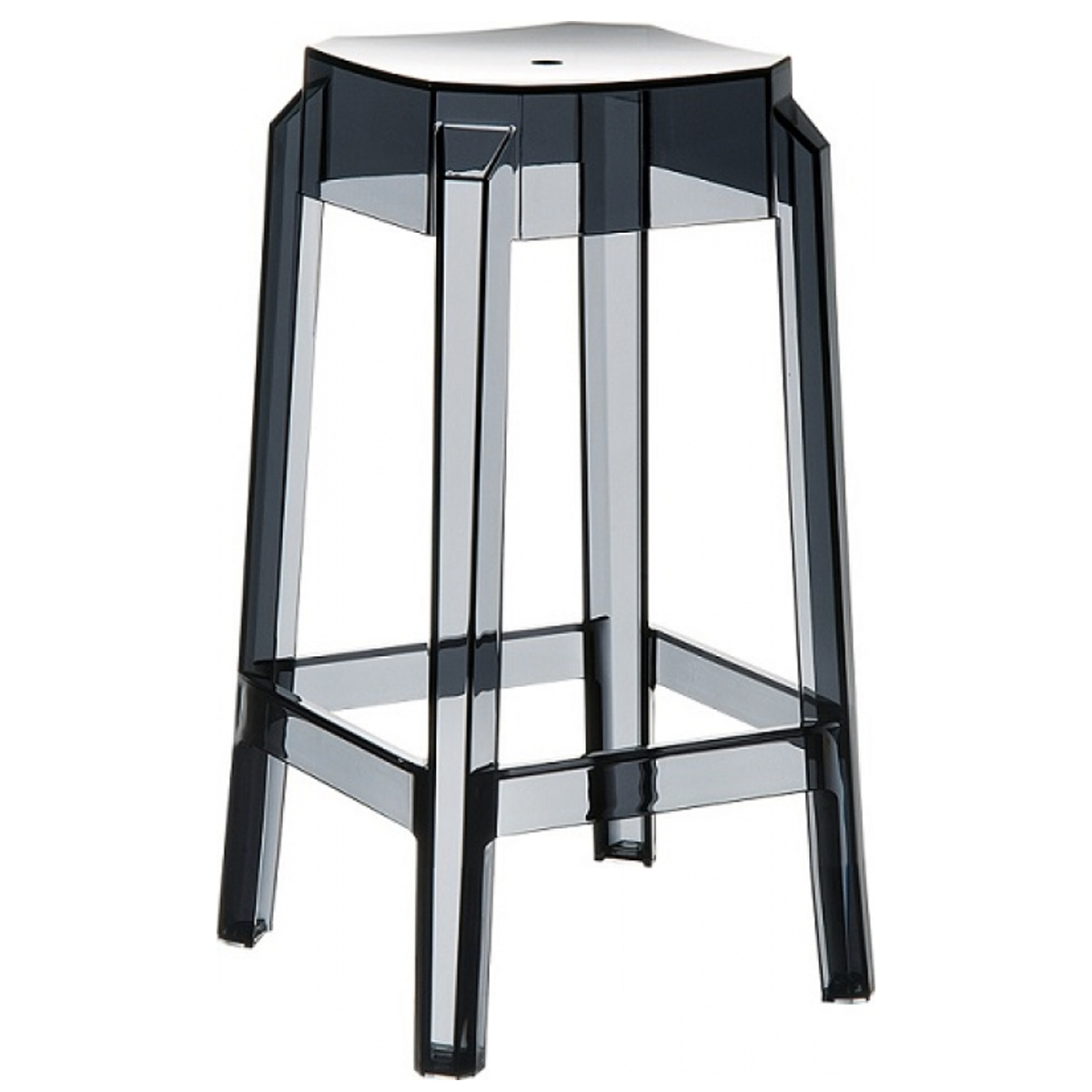 NEO 9E Perspex Stool For Cafeteria