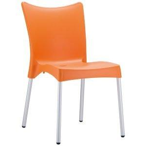 NEO-200045E-Plastic-Stackable-Garden-Chair-Aluminum-Legs-2