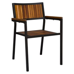 NEO-750013E-Aluminum-Iroko-Chair-For-Commercial-Use-1