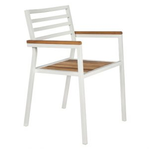 NEO-750015E-Outdoor-Cafe-Chair-Aluminum-Iroko-3