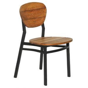NEO-750016E-Rustic-Cafe-Chair-Aluminum-Iroko-3