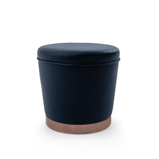 Small Round Ottoman Stool Neo Ca, Small Round Stools