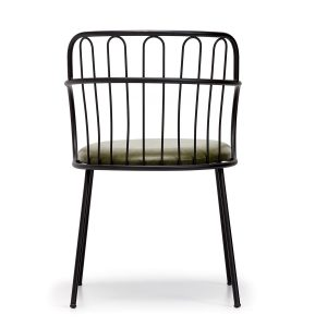 NEO-250208E-Vintage-Metal-Chair-Upholstered-Seat-2