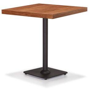 NEO-257247E-Square-Veneer-Table-Metal-Base-70x70cm