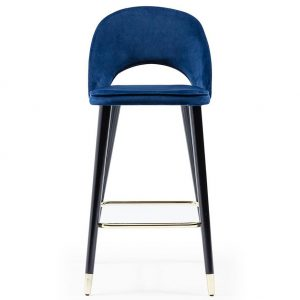 Bar-Stool-Conical-Legs-Upholstered-1-NEO-300446E