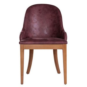 Curved-Back-Dining-Chair-Wooden-Legs-1-NEO-300156E