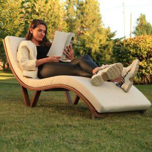 Modern Chaise Lounge Chair NEO-770020E