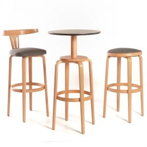 Modern Round Stool For Pubs NEO-770026E