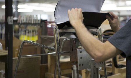Metal Furniture Production